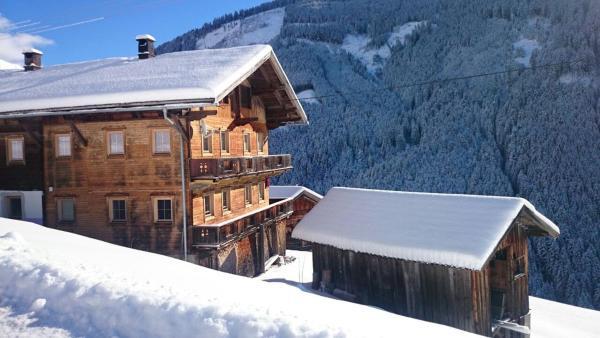 Fotos de l'hotel: Steinwandhütte, Stummerberg