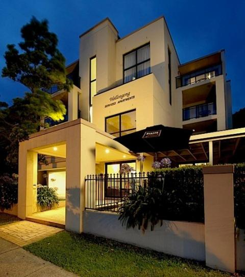 酒店图片: Wollongong Serviced Apartments, 卧龙岗