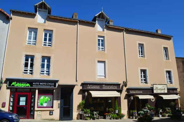 Hotel Pictures: Appart-alma, Saint-Laurent-sur-Sèvre