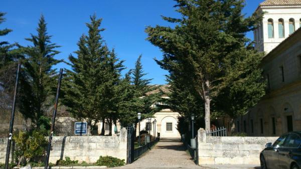 Hotel Pictures: Hospederia Monasterio de Tejeda, Garaballa