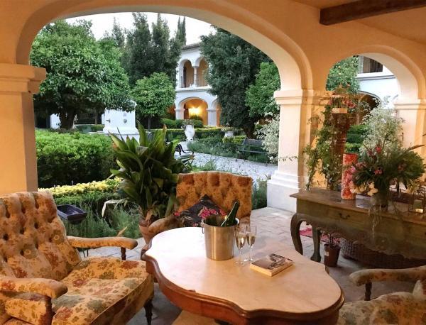 Hotel Pictures: Hotel Monasterio de San Martin, San Martín del tesorillo