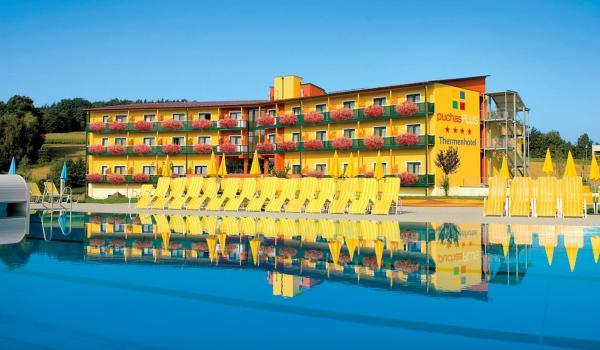 Fotos de l'hotel: Thermenhotel PuchasPLUS Stegersbach, Stegersbach