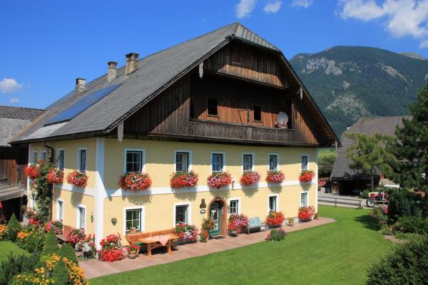Foto Hotel: Loitzbauer Ferienwohnungen, Sankt Gilgen