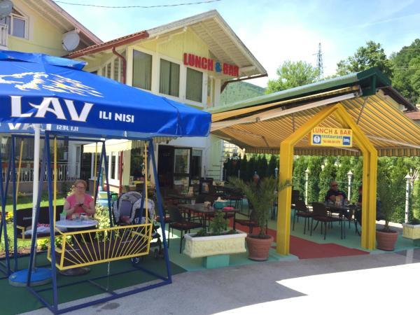 Hotellbilder: Motel Lunch & Bar, Milanovići