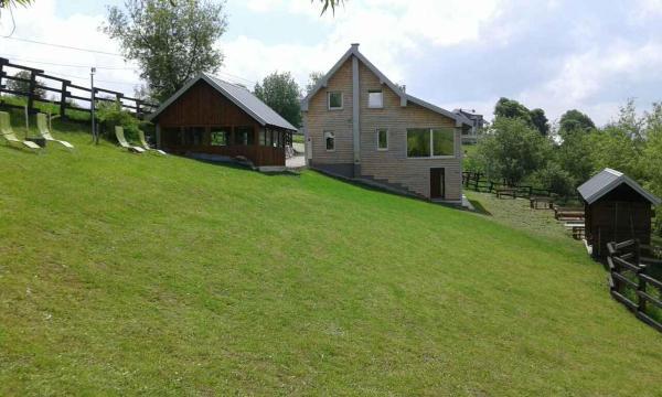 Fotografie hotelů: Holiday home Vila Bjelašnica, Bjelašnica
