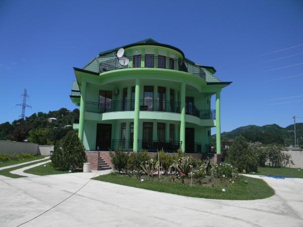 Φωτογραφίες: Villa Qero, Μπατούμι