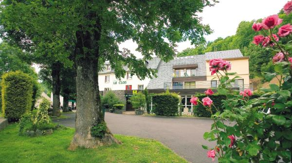 Hotel Pictures: Hotel Restaurant Le Clos, Besse-et-Saint-Anastaise
