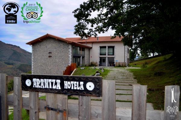 Hotel Pictures: Arantza Hotela- Adults Only, Arantza