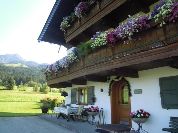 Fotos do Hotel: Bauernhof Buchern, Sankt Johann in Tirol