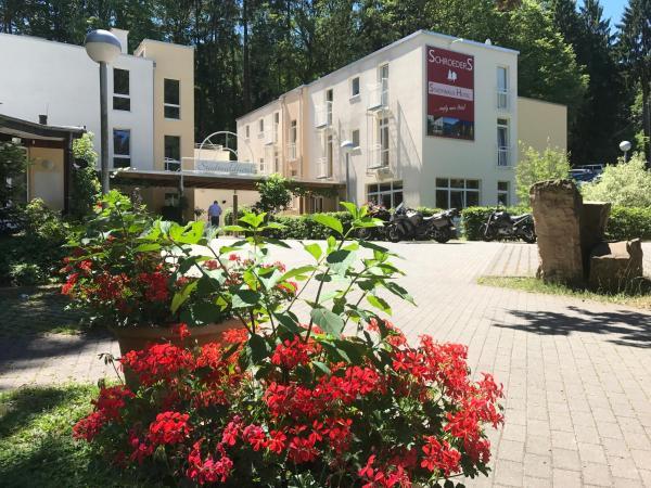 Hotelbilleder: Schroeders Stadtwaldhotel, Trier