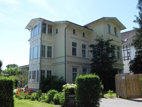 Hotelbilleder: Villa Waldstra_e, Bansin Dorf