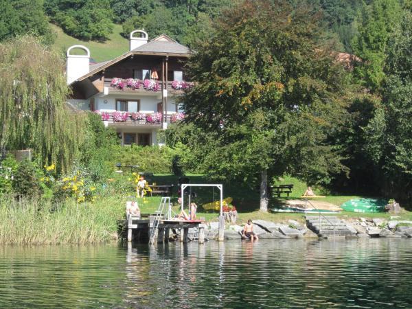 Fotos del hotel: Ferienwohnung Moser am See, Millstatt