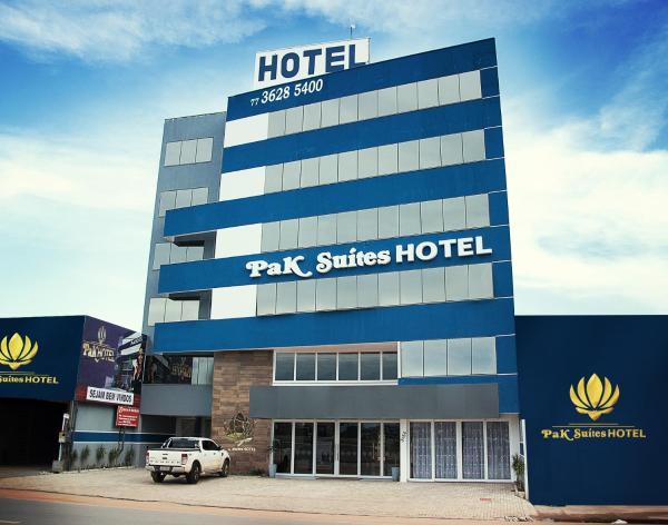 Hotel Pictures: Pak Suites Hotel, Luis Eduardo Magalhaes