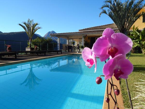 Hotel Pictures: Pousada Quinta do Alto, Itaipava