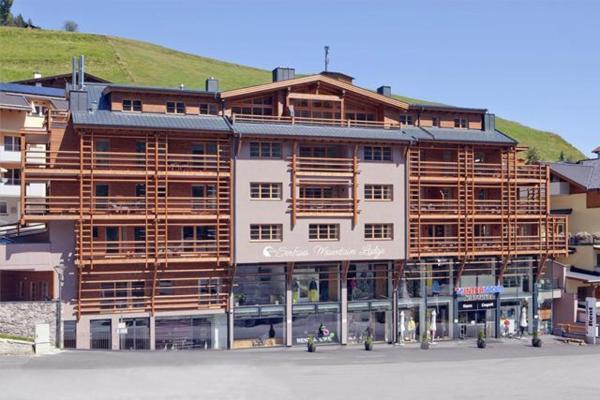 ホテル写真: Serfaus Mountain Lodge, ザーファウス