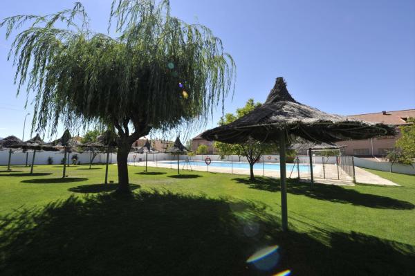 Hotel Pictures: Puerta de Segovia, La Lastrilla