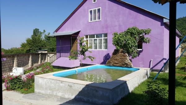 Fotografie hotelů: Villa Ilqar, Gabala