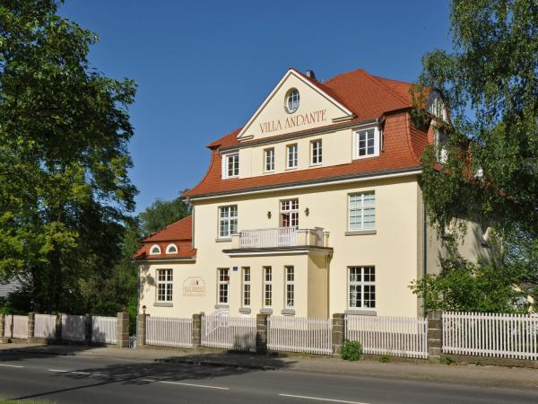 Hotel Pictures: Villa Andante Apartmenthotel garni, Kassel