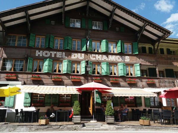 Hotel Pictures: Hôtel du Chamois, LEtivaz