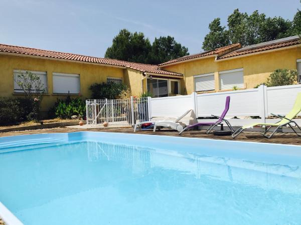 Hotel Pictures: Chambre d'hôtes Costa Belle, Lunel-Viel