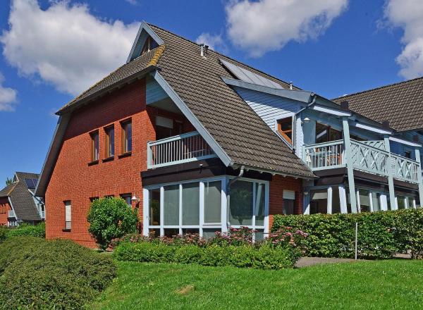Hotelbilleder: Fischerhaus Seeblick - Apartment Nr. 9, Seedorf
