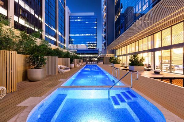 Fotos do Hotel: SKYE Hotel Suites Parramatta, Sidney