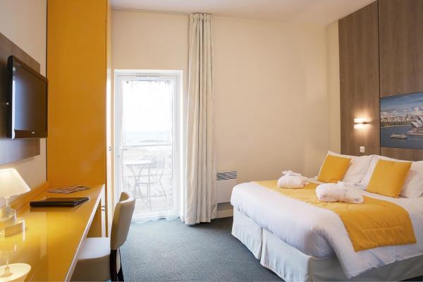 Hotel Pictures: Best Western Plus Les Terrasses de Bréhat, Ploubazlanec