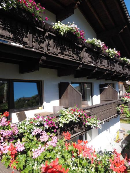 Fotos do Hotel: Haus Brabant, Ehrwald