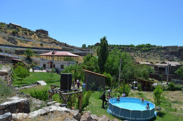 ホテル写真: B&B Armenia Hatsekats, Oshakan