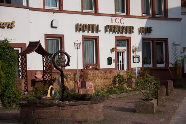 Hotelbilleder: ICC Pfälzer Hof - Hotel & Seminarhaus, Schönau