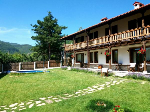 酒店图片: Odmor Guest House, Tserovo