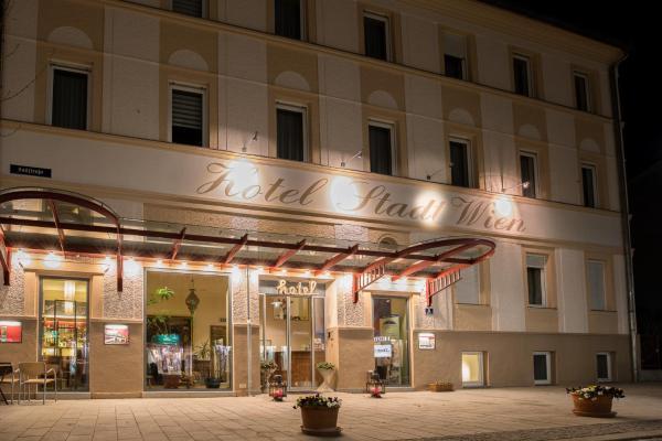 Hotelfoto's: Hotel Stadt Wien, Bad Schallerbach