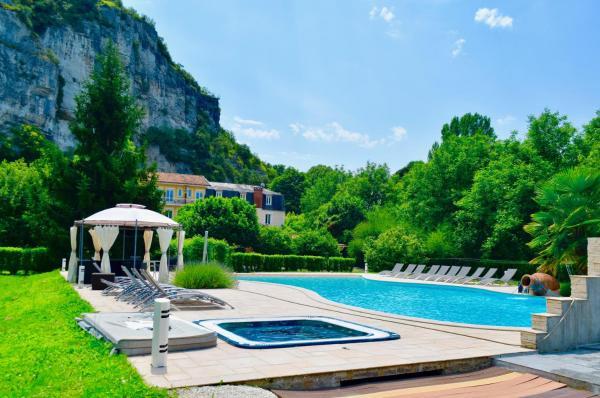 Hotel Pictures: Domaine de Lacave, Lacave