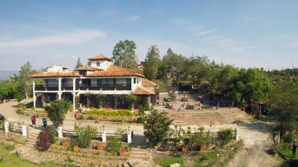 Hotel Pictures: My buddha hostel and camping, Villa de Leyva