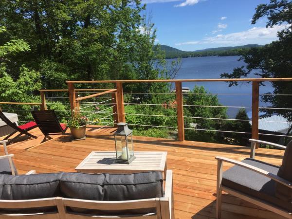 Hotel Pictures: Manoir du Lac Sept-Îles, Saint-Raymond