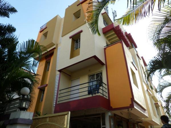 Zdjęcia hotelu: P V Service Apartment, Pimpri , Pune, Pune