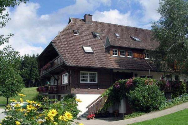 Hotelbilleder: Ferienwohnung-Waldwinkel, Oberwolfach
