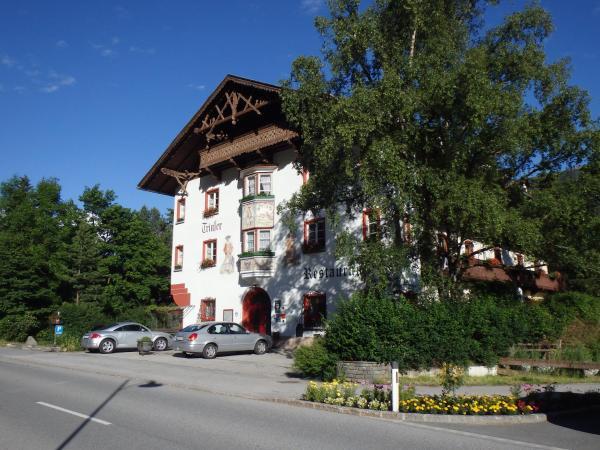 酒店图片: Hotel Trinserhof, 堤林斯