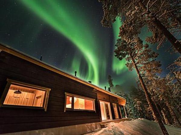 Hotel Pictures: Holiday Home Villa aurinkotuuli, Raattama