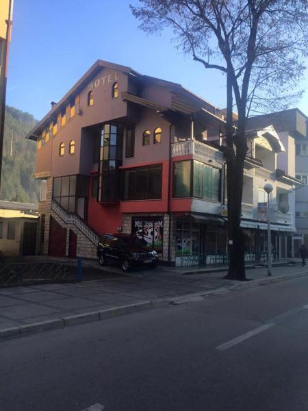Hotelbilleder: Motel Hollywood, Jablanica