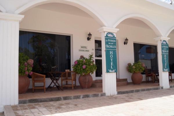 Hotellikuvia: La Posada de los Robles, Las Grutas