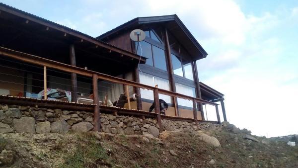 ホテル写真: Gran Cabaña en Villa Yacanto, Villa Yacanto