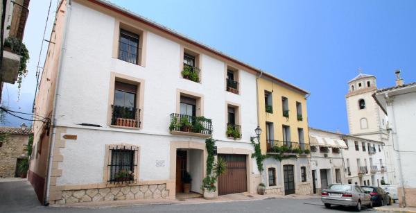 Hotel Pictures: Casa La Muntanya Rural Guadalest, Benimantell