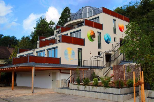 Hotel Pictures: Feriennestle Burgblick, Veringenstadt