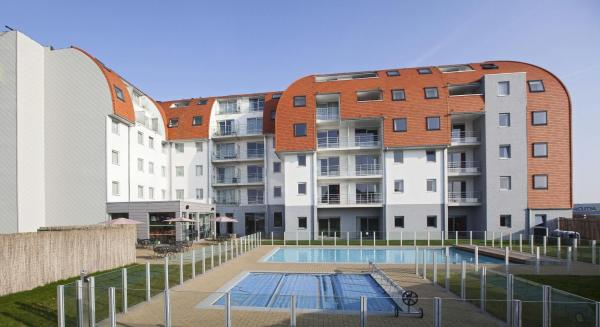 Hotellikuvia: Holiday Suites Zeebrugge, Zeebrugge