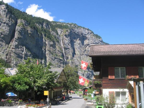 Hotel Pictures: Hotel und Restaurant Stechelberg, Stechelberg