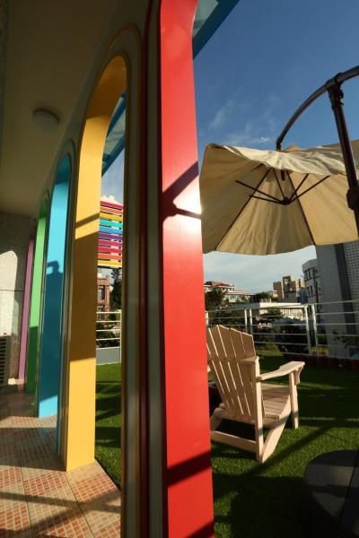 Fotos do Hotel: Sweet Rainbow B&B, Hualien