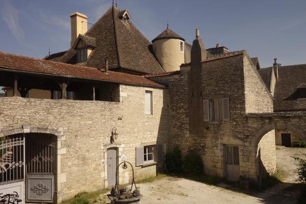 Hotel Pictures: Le Vieux Chateau - The Gatehouse, Puligny-Montrachet