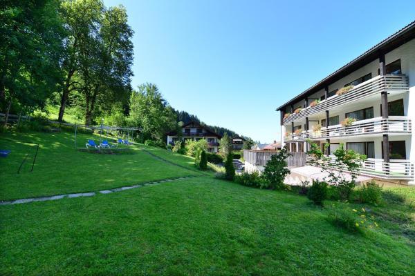 Hotelbilleder: Hotel Tyrol, Oberstaufen