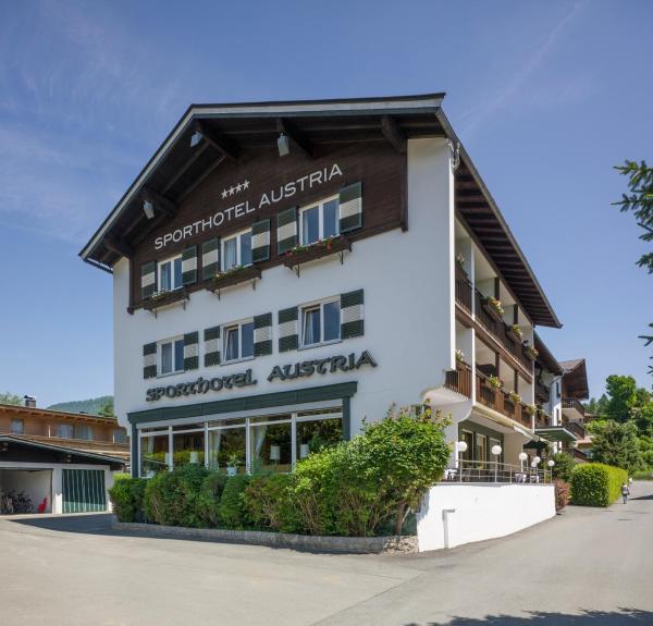Fotos de l'hotel: Sporthotel Austria, Sankt Johann in Tirol